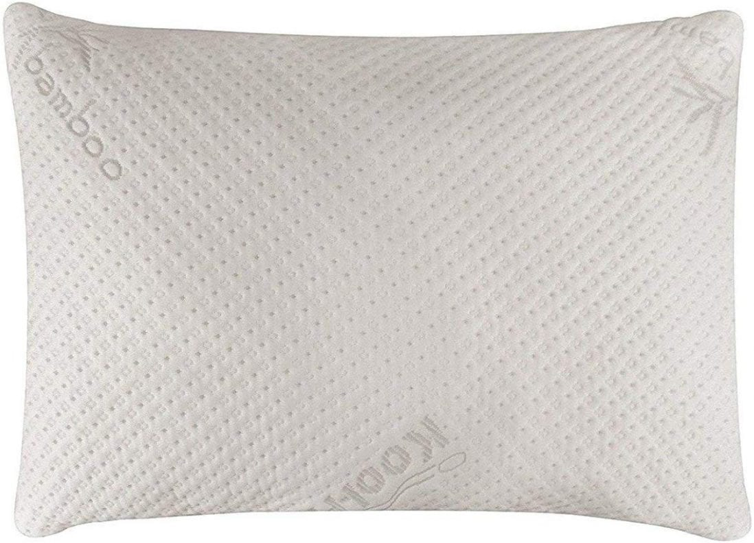 Snuggle-Pedic bamboo-pillow-reviews by www.dailysleep.org
