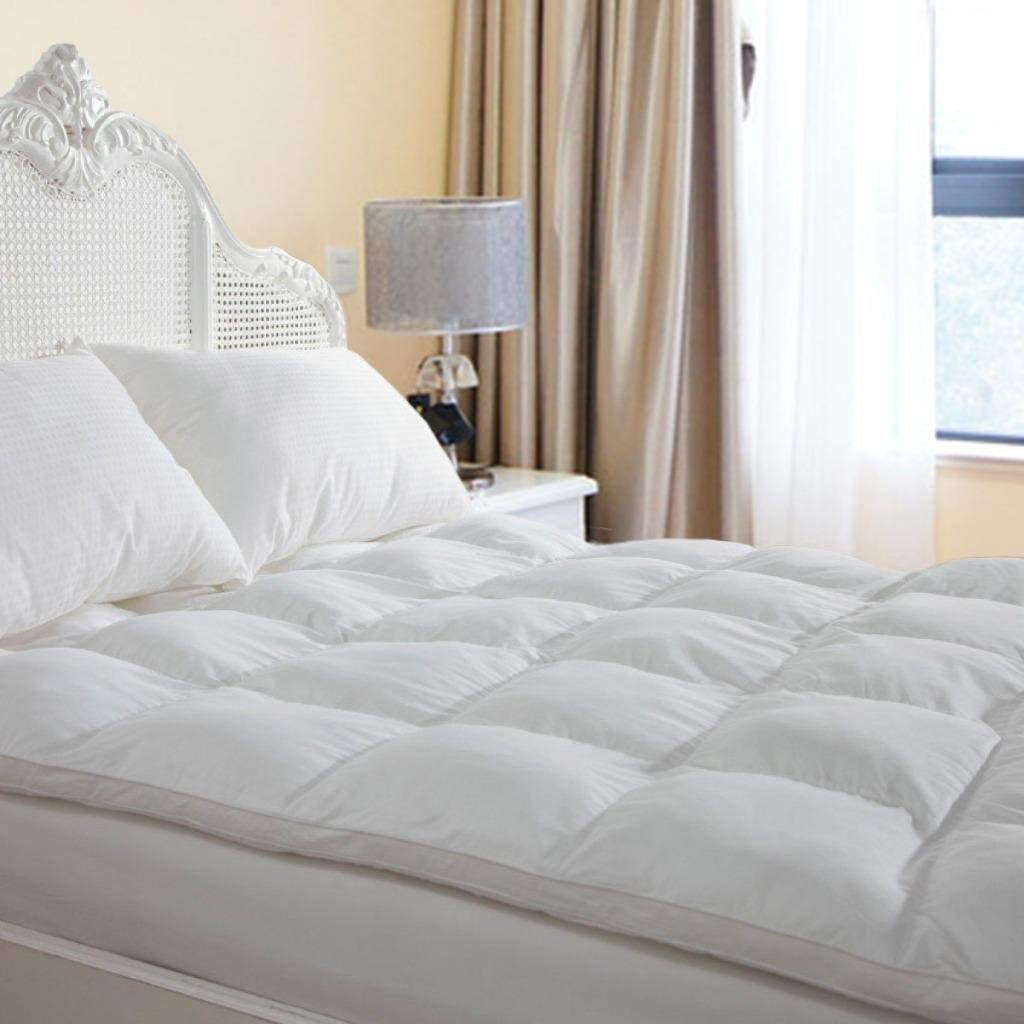 THE DUCK AND GOOSE best soft mattress topper reviews by www.dailysleep.org