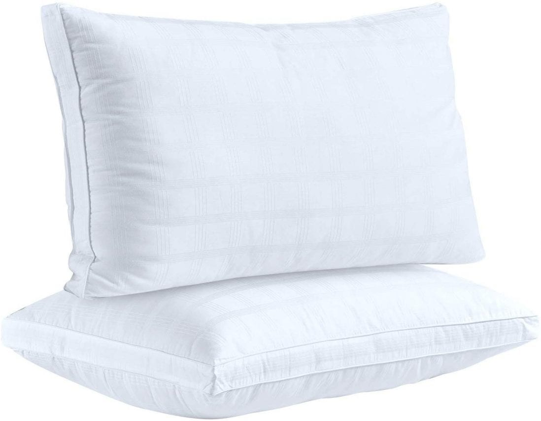 The Duck and Goose Co best down alternative pillow review by www.dailysleep.org