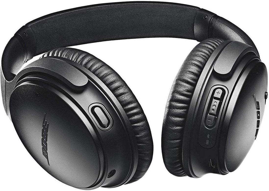 Bose QuietComfort 35 II best headphones for sleeping Review and Buying Guide by www.dailysleep.org