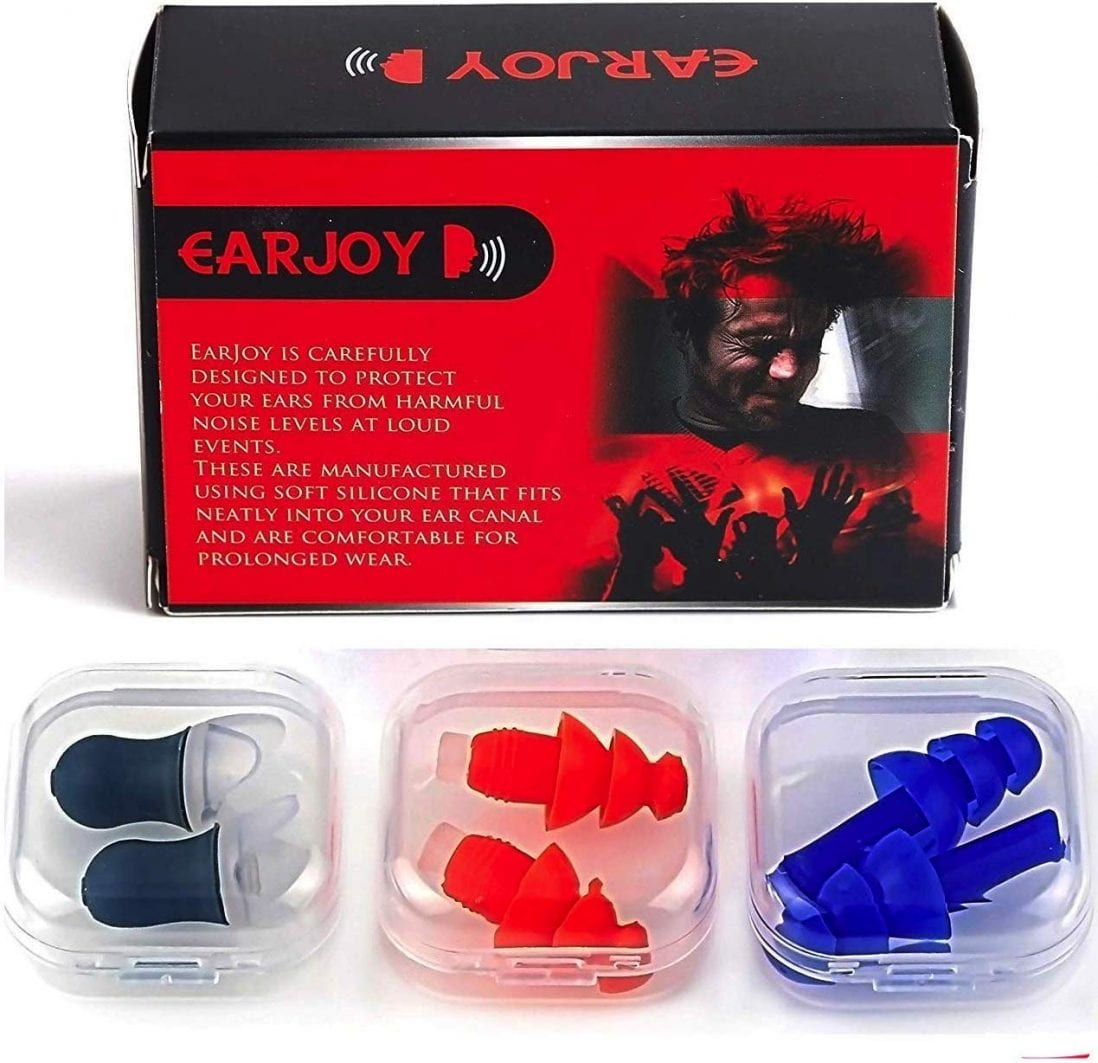 Earjoy Best Earplugs for Sleeping Reviews and Buying Guide by www.dailysleep.org