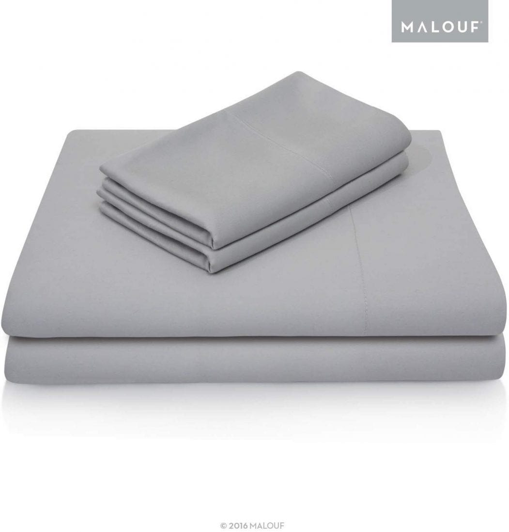 MALOUF Best Bamboo Sheets Review and Buying Guide by www.dailysleep.org