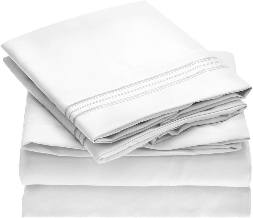 Mellanni Best Cooling Sheets for Hot Sleepers Review and Buying Guide by www.dailysleep.org