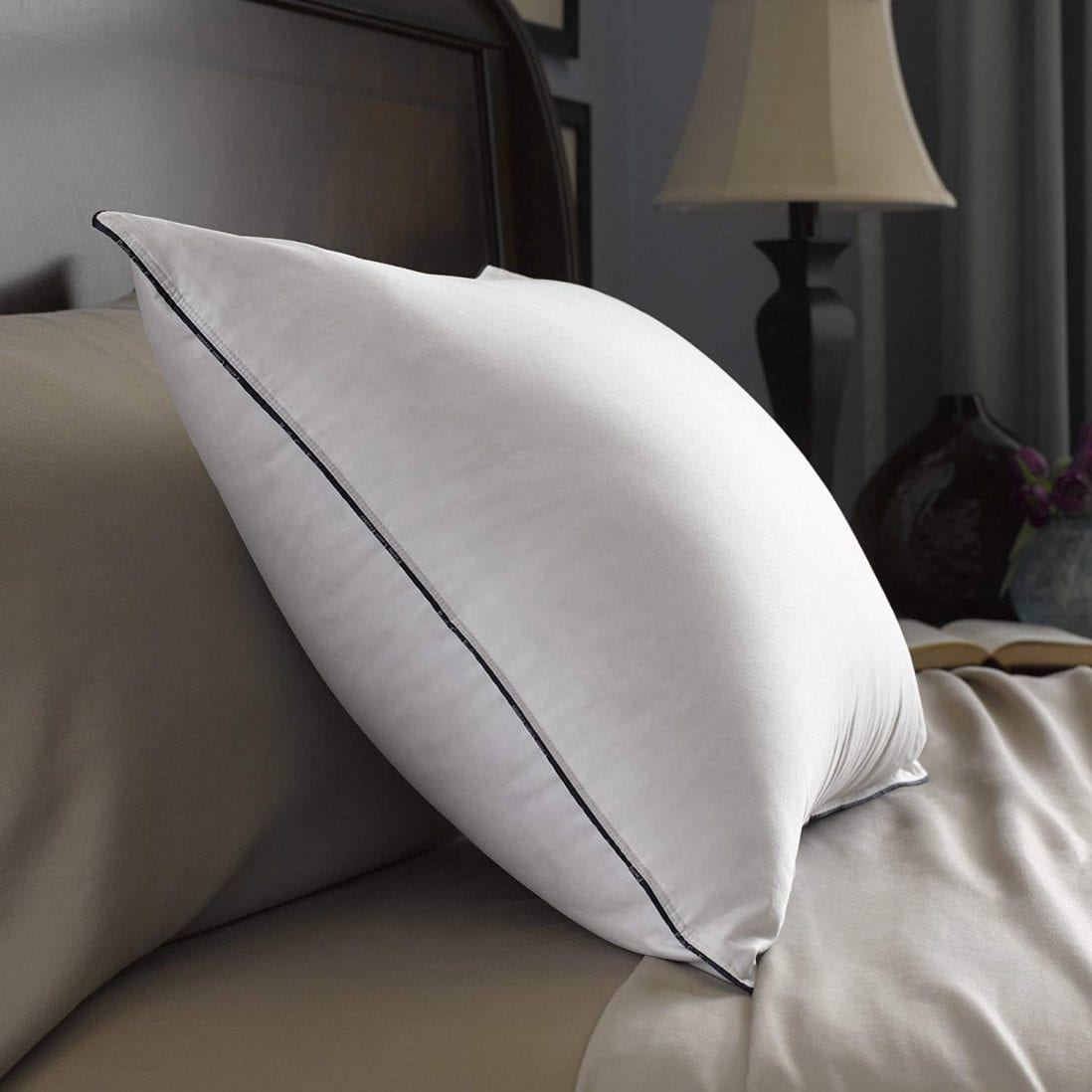 Pacific Coast Double Down Around Pillow Review and Buying Guide by www.dailysleep.com