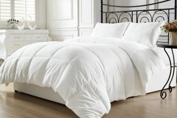 Best Down Alternative Comforter Reviews and Buying Guide by www.dailysleep.org