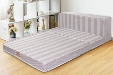 Best Folding Mattress reviews and buying guide by www.dailysleep.org